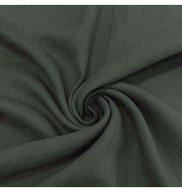 Leinen Super Fine LV18 - dunkelgrün / grau