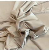 Bamboo Jersey Uni BV05 - licht beige