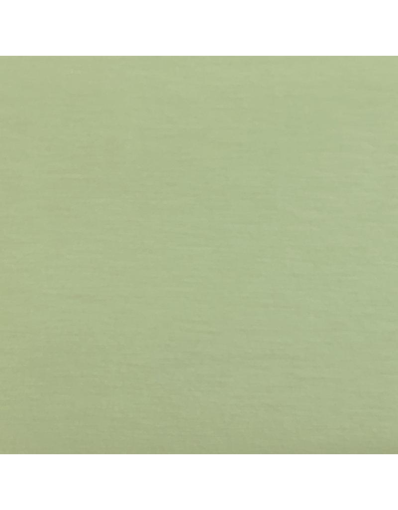 Bambus Jersey Uni BV07 - olivgrün