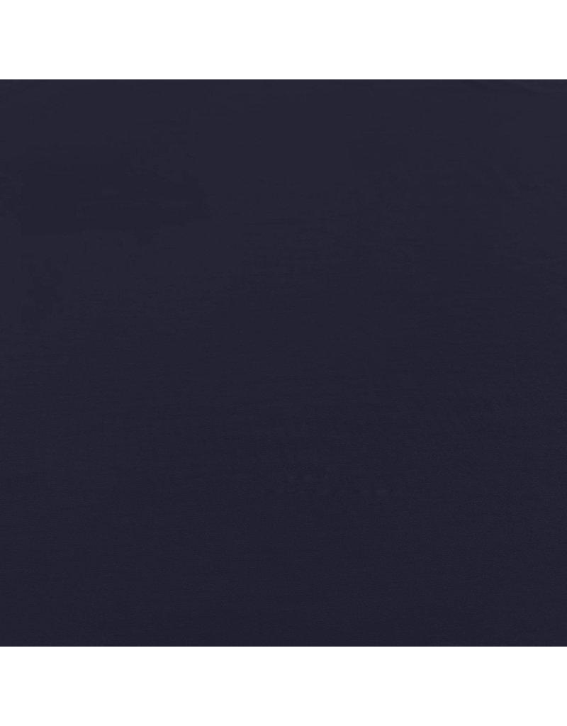 Bambus Jersey Uni BV11 - dunkelblau