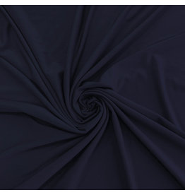 Bamboo Jersey Uni BV11 - dark blue
