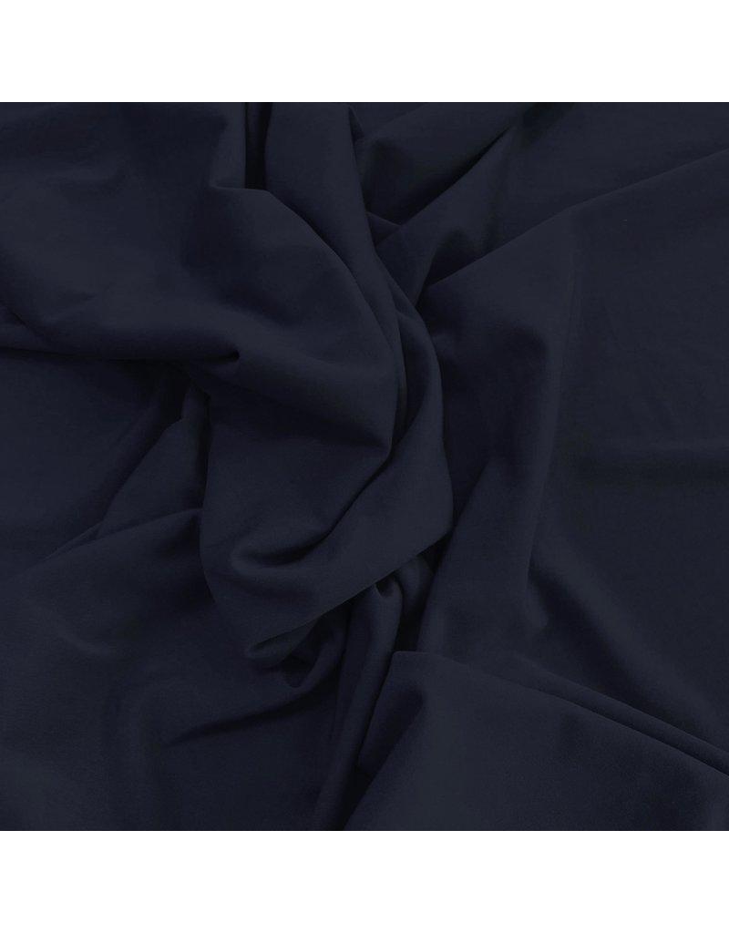 Bamboo Jersey Uni BV11 - donkerblauw