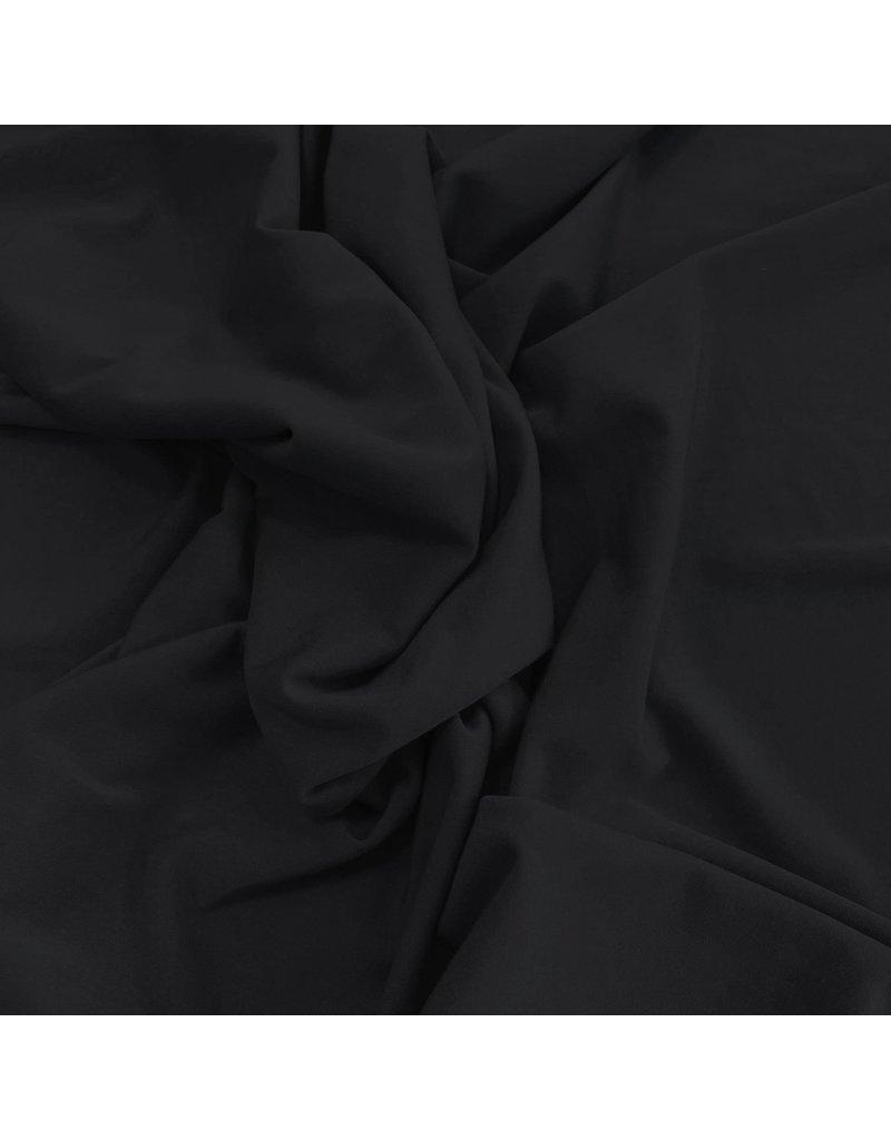 Jersey bambou Uni BV14 - noir