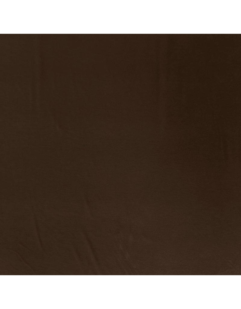Bamboo Jersey Uni BV20 - bruin