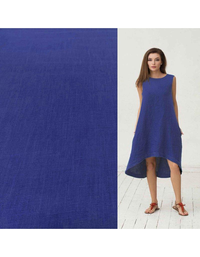 Linen Super Fine LV16 - cobalt blue