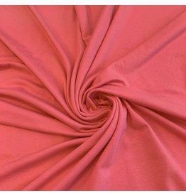 Viscose Jersey V81- zuurstok roze