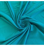 Jersey viscose V83- turquoise