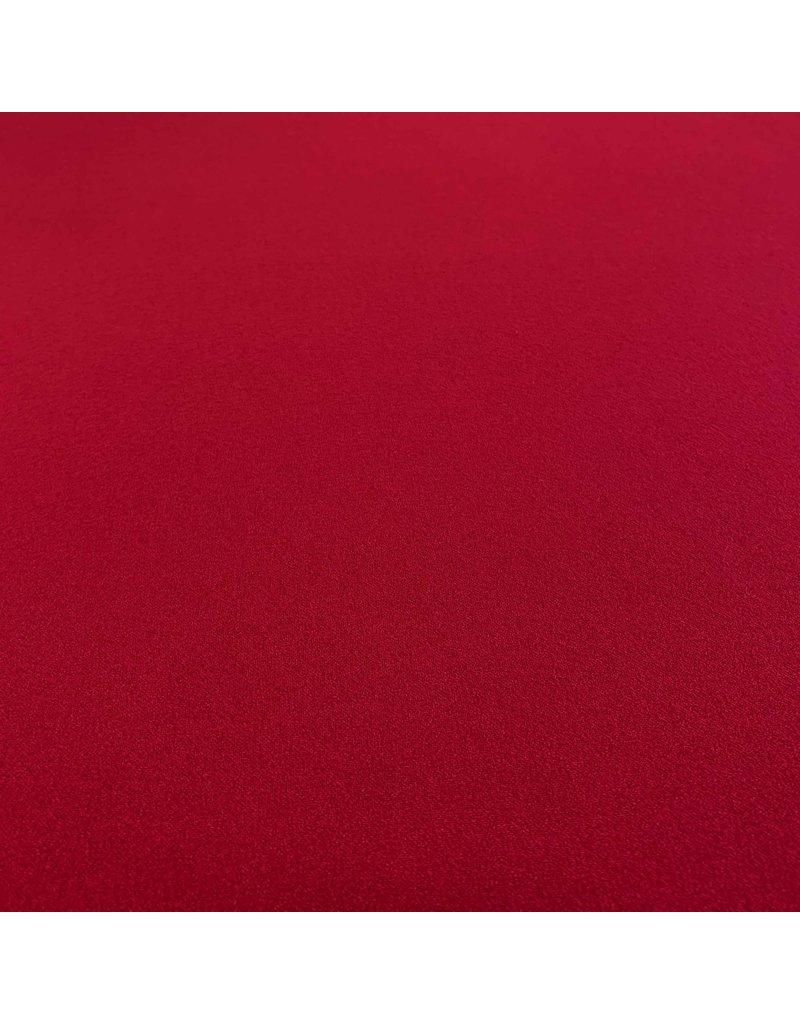 Scuba Crêpe CR01 - Rood