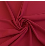 Scuba Crêpe CR01 - Red