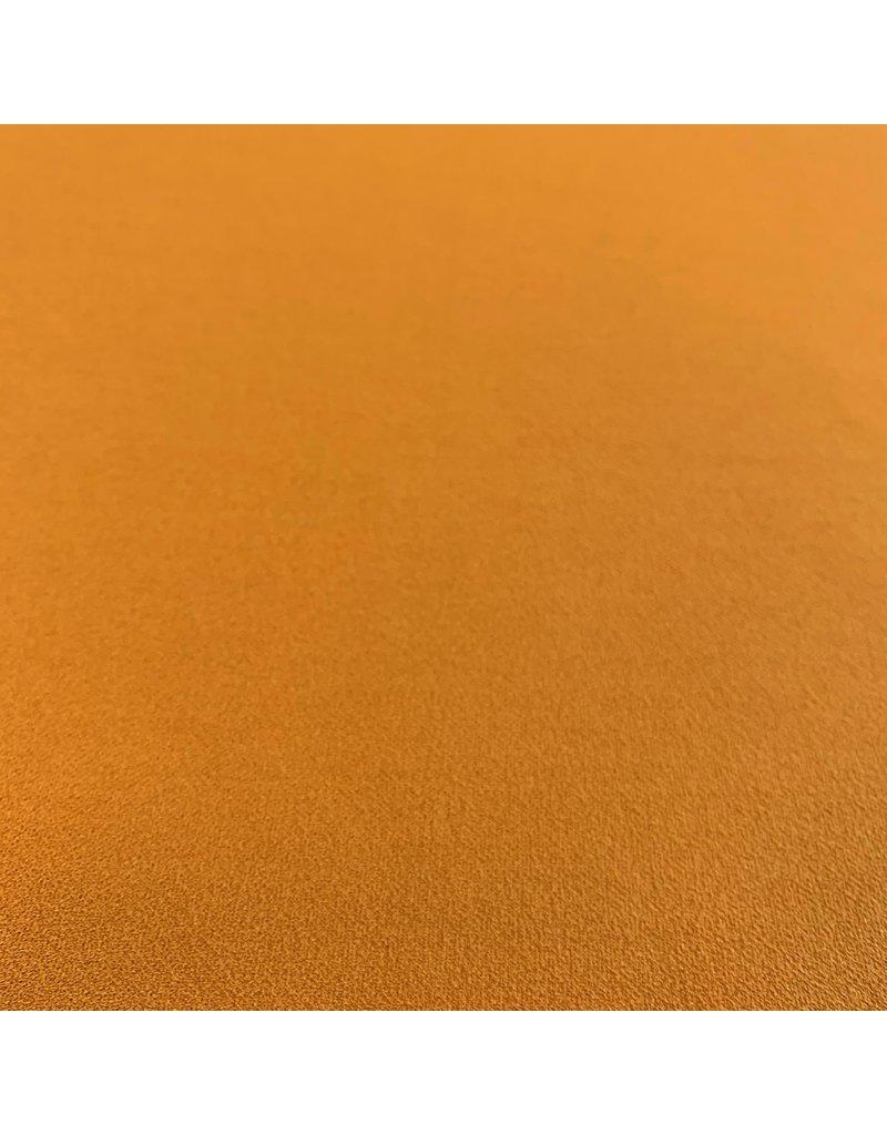 Scuba Crêpe CR03 - oker geel