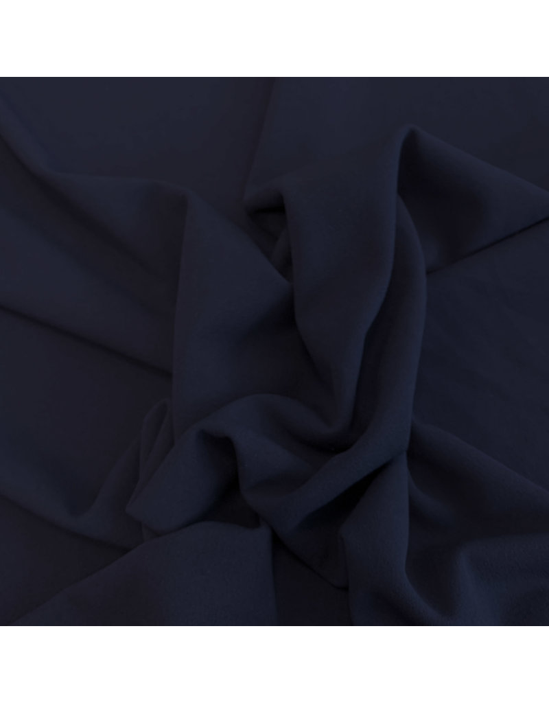 Scuba Crêpe CR07 - Donkerblauw