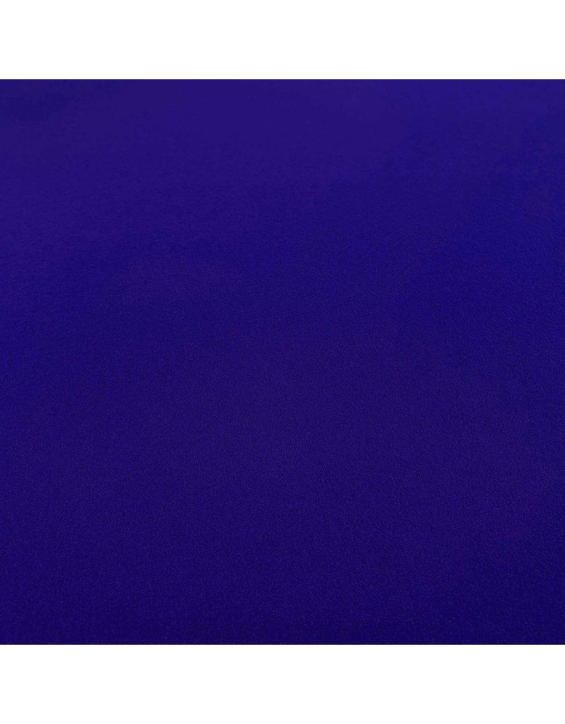 Scuba Crêpe CR10 - Kobaltblauw