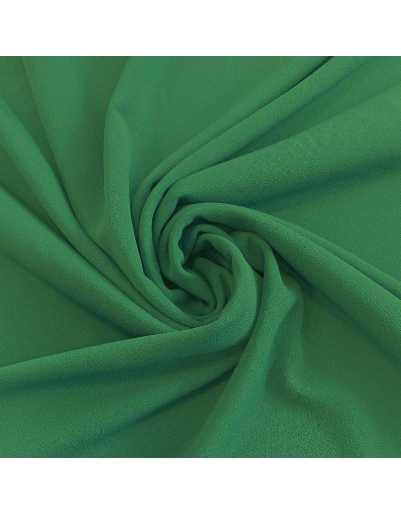 Scuba Crêpe CR14 - smaragd groen