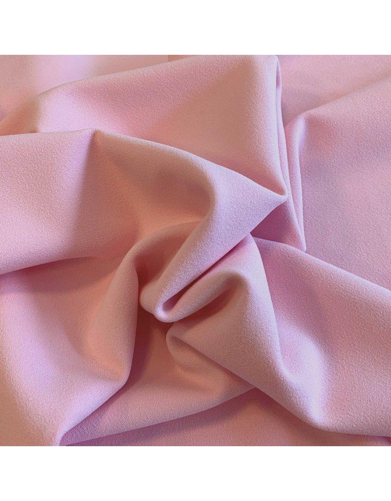 Scuba Crêpe CR19 - licht roze