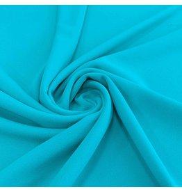 Crêpe Scuba CR29 - turquoise