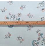 Baumwolljersey 2275b - mit Streifen