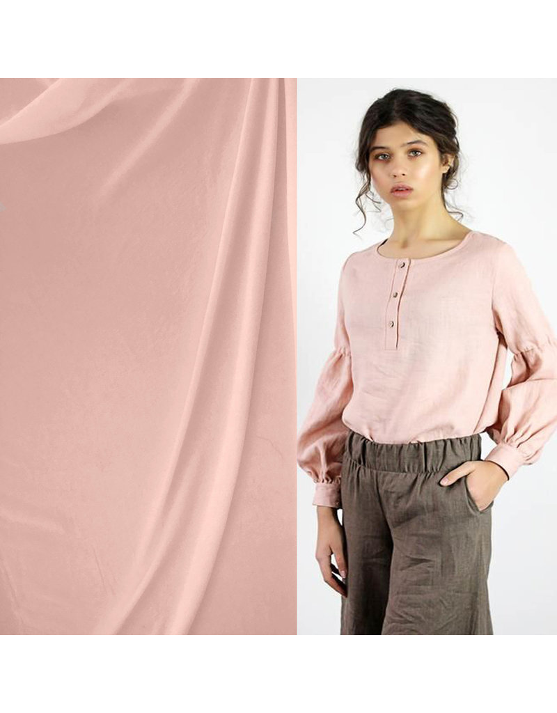 Light Linen AL07 - old pink