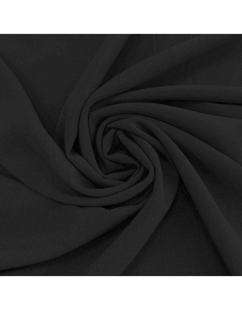 Terlenka Linnen Stretch TL05 - zwart