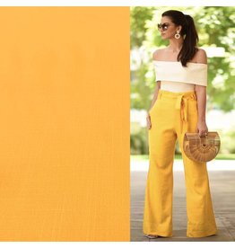 Terlenka Linen Stretch TL11 - summer yellow
