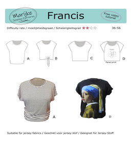 Sewing Pattern Francis