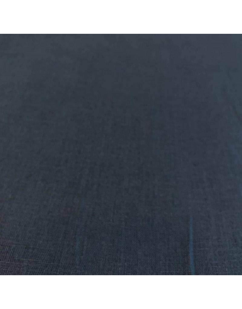 Linen 2818 - dark blue