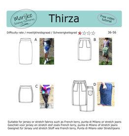 Sewing Pattern Thirza