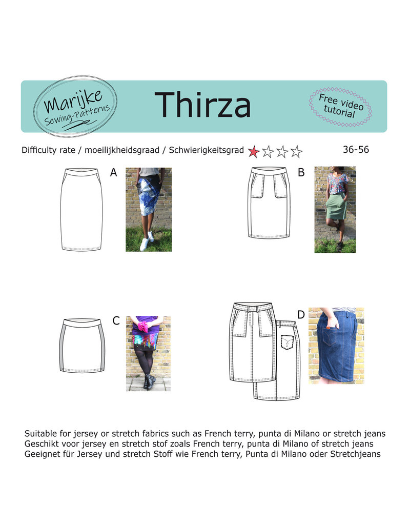 Patroon Thirza