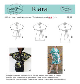 Sewing Pattern Kiara