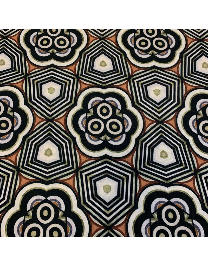 Crepe Marocain Stretch 3261