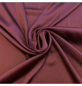 Stretch Silk SD02 - burgundy red