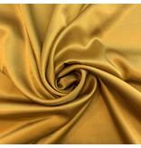 Stretch Zijde SD05 - goudgeel