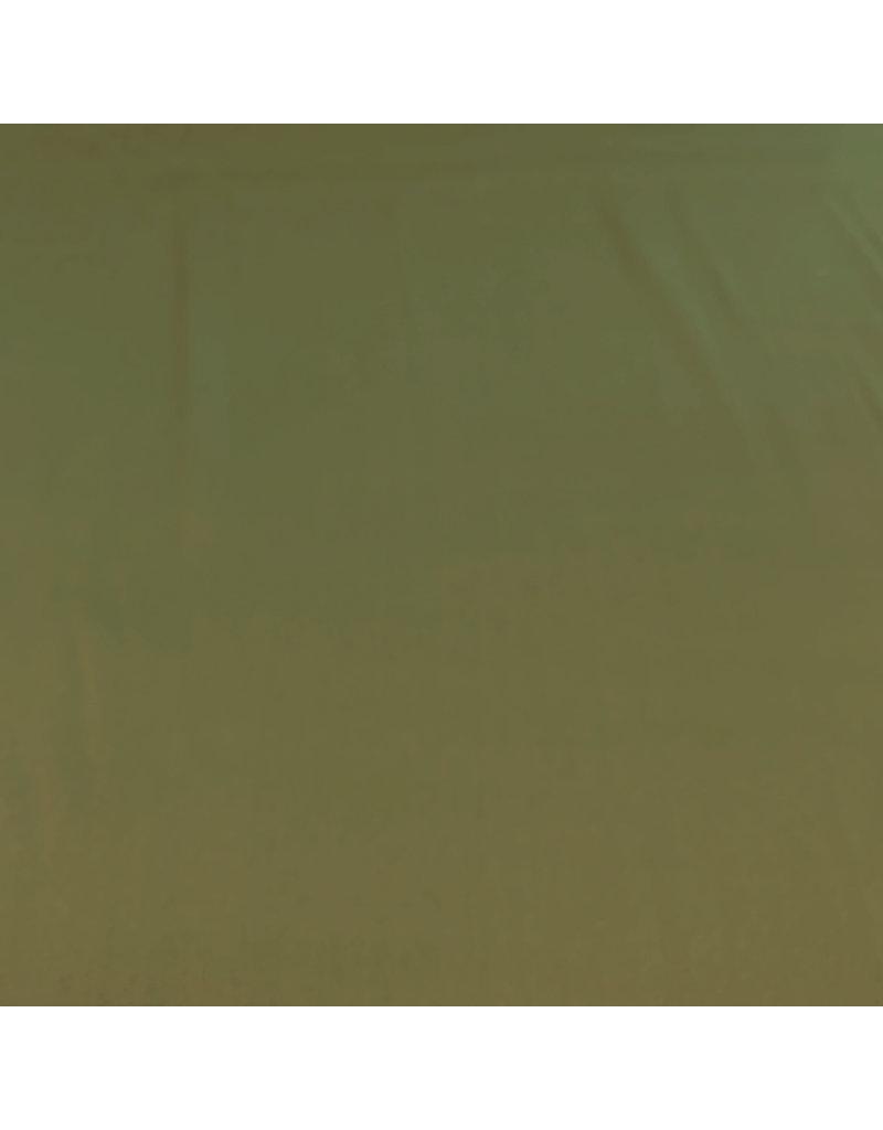 Stretch Zijde SD08 - olijf groen
