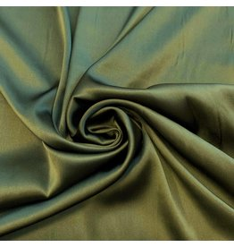 Stretch Silk SD08 - olive green