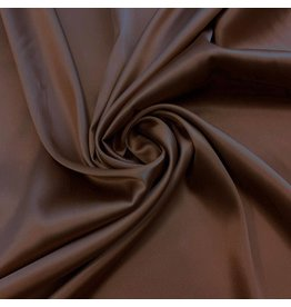 Stretch Silk SD11 - chocolate brown