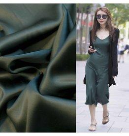 Stretch Silk SD06 - dark green