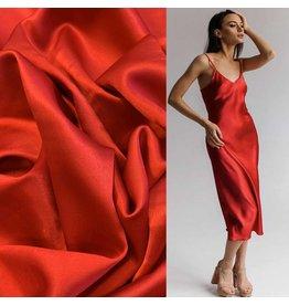 Stretch Silk SD10 - bright red