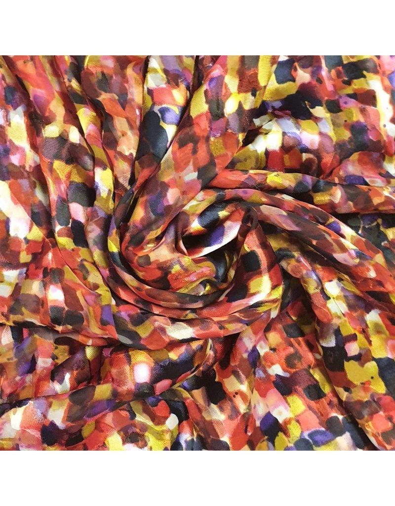 Silk Viscose Ausbrenner 3177