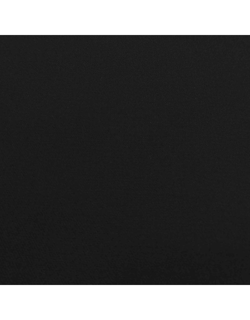 Terlenka Stretch (zwaar) 3342 - Zwart