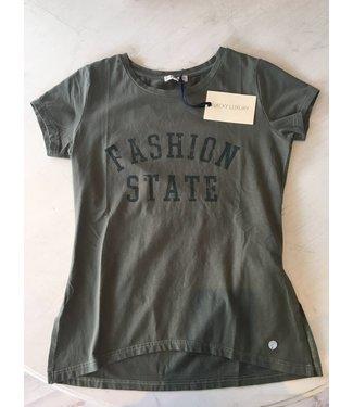 Jacky Luxury T-Shirt Fashion State Army