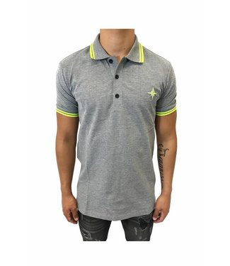 Explicit Compass Polo Grey