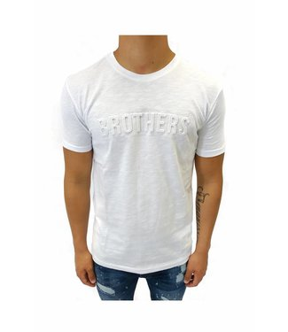 Explicit Brothers Shirt White