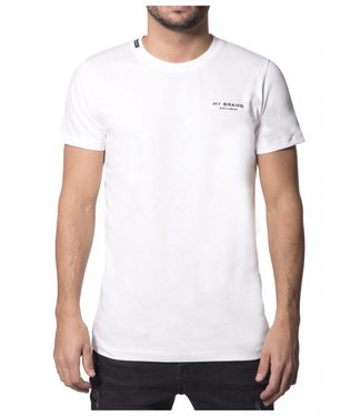 My Brand Basic logo T-Shirt White