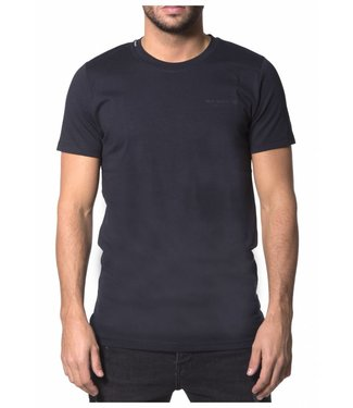 My Brand Basic logo T-Shirt Navy