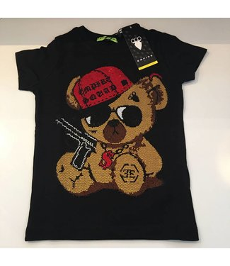 Empire Shirt  Bear Black