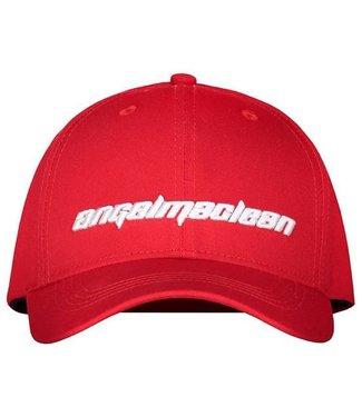 Angel&Maclean Red Sport Cap