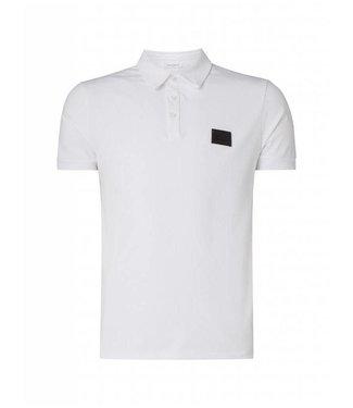 Pure White Essential Polo White