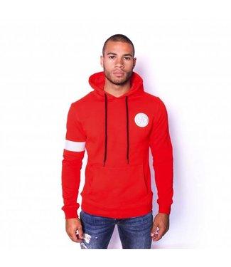 Radical Hoodie Red