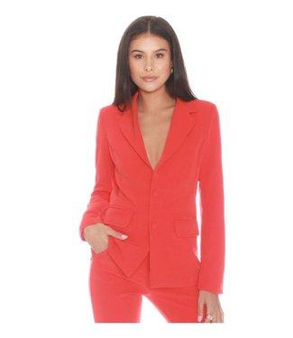 La sisters Suit Blazer Coral