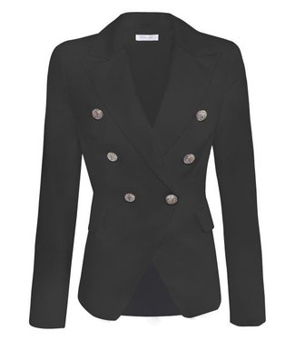 Goldie Estelle Judi Blazer Black