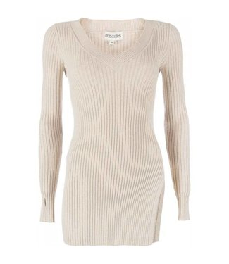 Reinders Twin Set Sweater Creme